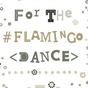 Ταπετσαρία Τοίχου For The Flamingo Dance - Living Walls Cozz - Decotek 362934