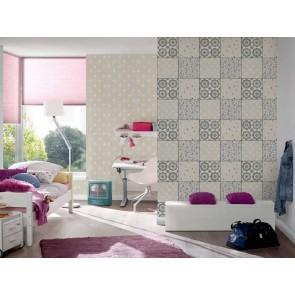 Ταπετσαρία Τοίχου Πλακάκι   - Living Walls Cozz - Decotek 362961