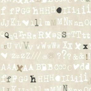 Ταπετσαρία Τοίχου Γράμματα   - Living Walls Cozz - Decotek 362983