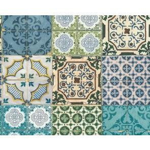 Ταπετσαρία Τοίχου Πλακάκι - AS Creation, Authentic Walls 2 - Decotek 364851