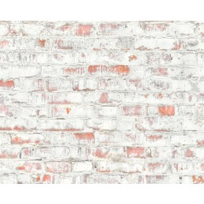 Ταπετσαρία Τοίχου Τούβλο - AS Creation, Authentic Walls 2 - Decotek 364911