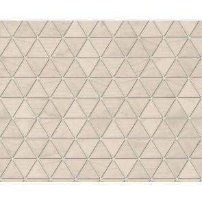 Ταπετσαρία Τοίχου Γεωμετρικά Σχήματα - AS Creation, Authentic Walls 2 - Decotek 366223