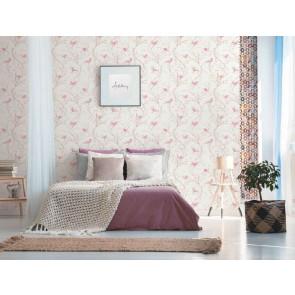 Ταπετσαρία Τοίχου Φλοράλ - Livingwalls, Colibri - Decotek 366233