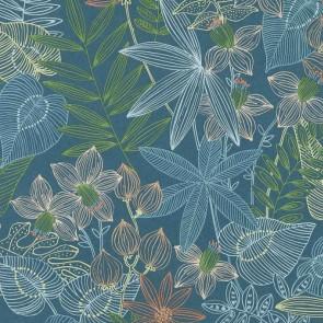 Ταπετσαρία Τοίχου Φυτά - Livingwalls, Colibri - Decotek 366301
