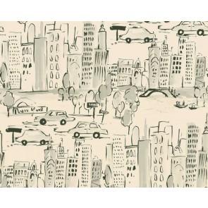 Ταπετσαρία Τοίχου Πόλη - AS Creation, Boys and Girls 6 - Decotek 367532