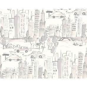 Ταπετσαρία Τοίχου Πόλη - AS Creation, Boys and Girls 6 - Decotek 367533