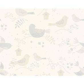Ταπετσαρία Τοίχου Πουλιά - AS Creation, Boys and Girls 6 - Decotek 367561