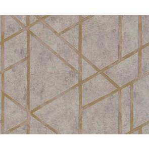 Ταπετσαρία Τοίχου Μοντέρνα Γεωμετρικά Σχήματα – AS Creation, Metropolitan Stories – Decotek 369283