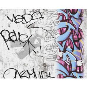 Ταπετσαρία Τοίχου Γκράφιτι - AS Creation, Boys and Girls 6 - Decotek 369861