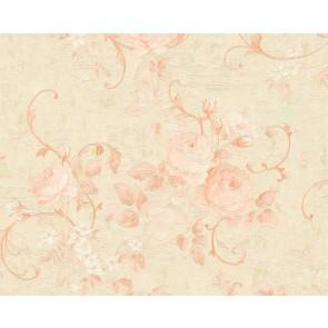 Κλασική Φλοράλ Ταπετσαρία Τοίχου – AS Creation, Romantico – Decotek 372241