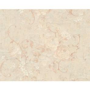 Κλασική Φλοράλ Ταπετσαρία Τοίχου – AS Creation, Romantico – Decotek 372242