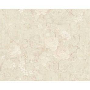 Κλασική Φλοράλ Ταπετσαρία Τοίχου – AS Creation, Romantico – Decotek 372244