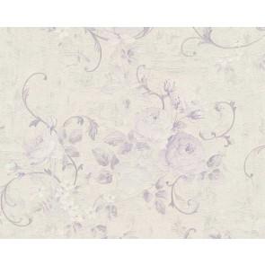 Κλασική Φλοράλ Ταπετσαρία Τοίχου – AS Creation, Romantico – Decotek 372245