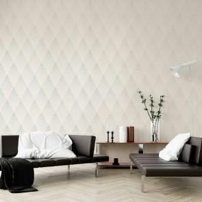 Ταπετσαρία Τοίχου Γεωμετρικά Σχήματα - Living Walls, New Walls - Decotek 374192