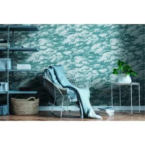 Μοντέρνα Ταπετσαρία Τοίχου Σύννεφα – AS Creation, Jungle Chic – Decotek 377053