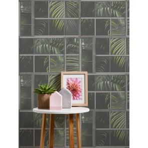 Θεματική Ταπετσαρία τοίχου Φλοράλ – AS Creation, Industrial – Decotek 377402