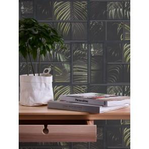 Θεματική Ταπετσαρία τοίχου Φλοράλ – AS Creation, Industrial – Decotek 377403