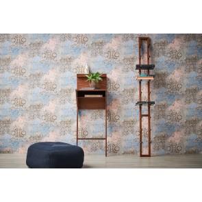 Ταπετσαρία Τοίχου Πλακάκι, Vintage – Livingwalls, Metropolitan StoriesII  – Decotek 378581