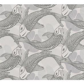 Μοντέρνα Ταπετσαρία Τοίχου, Ψάρια Koi– Livingwalls, Metropolitan StoriesII  – Decotek 378591
