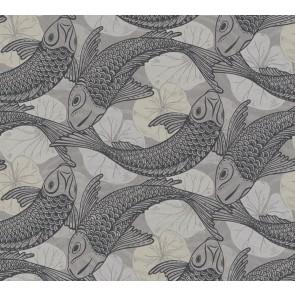 Μοντέρνα Ταπετσαρία Τοίχου, Ψάρια Koi– Livingwalls, Metropolitan StoriesII  – Decotek 378593