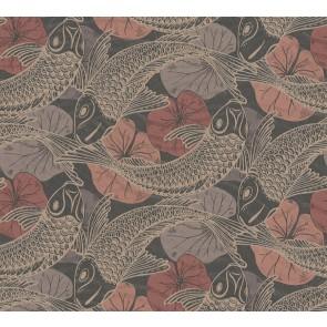 Μοντέρνα Ταπετσαρία Τοίχου, Ψάρια Koi– Livingwalls, Metropolitan StoriesII  – Decotek 378595