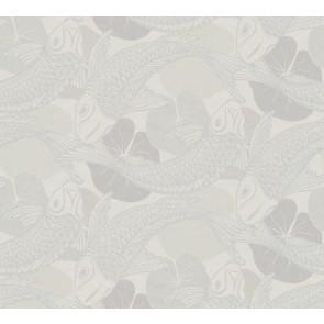 Μοντέρνα Ταπετσαρία Τοίχου, Ψάρια Koi – Livingwalls, Metropolitan StoriesII  – Decotek 378596