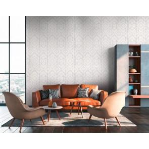 Ταπετσαρία Τοίχου Γεωμετρικό Μοτίβο,Καρό και Ρίγες  – Livingwalls, Metropolitan StoriesII  – Decotek 378691