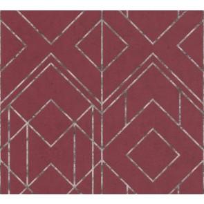 Ταπετσαρία Τοίχου Γεωμετρικό Μοτίβο,Καρό και Ρίγες  – Livingwalls, Metropolitan StoriesII  – Decotek 378692