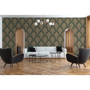 Κλασσική Ταπετσαρία Τοίχου με Μπαρόκ Μοτίβο  – Livingwalls, Metropolitan StoriesII  – Decotek 379011