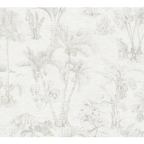 Φλοράλ Ταπετσαρία Τοίχου Ζούγκλα – AS Creation, Cuba  – Decotek 380211