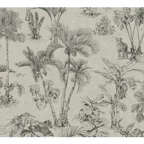 Φλοράλ Ταπετσαρία Τοίχου Ζούγκλα – AS Creation, Cuba  – Decotek 380214