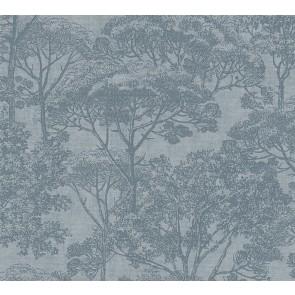 Φλοράλ Ταπετσαρία Τοίχου Δέντρα – AS Creation, Cuba  – Decotek 380232