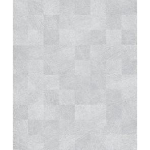 Ταπετσαρία Τοίχου Πλακάκι, Γεωμετρικά Σχήματα – Living Walls, Titanium 3 – Decotek 382001