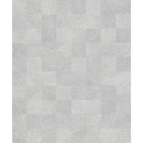 Ταπετσαρία Τοίχου Πλακάκι, Γεωμετρικά Σχήματα – Living Walls, Titanium 3 – Decotek 382003