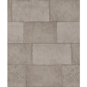 Ταπετσαρία Τοίχου Πέτρα,Τούβλο – Living Walls, Titanium 3 – Decotek 382013