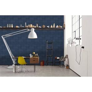 Ταπετσαρία Τοίχου Πέτρα,Τούβλο – Living Walls, Titanium 3 – Decotek 382015