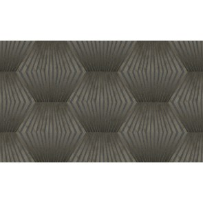 Ταπετσαρία Τοίχου Μοντέρνο Γεωμετρικό Μοτίβο – Living Walls, Titanium 3 – Decotek 382042