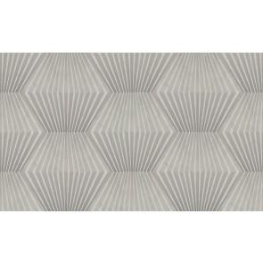 Ταπετσαρία Τοίχου Μοντέρνο Γεωμετρικό Μοτίβο – Living Walls, Titanium 3 – Decotek 382043