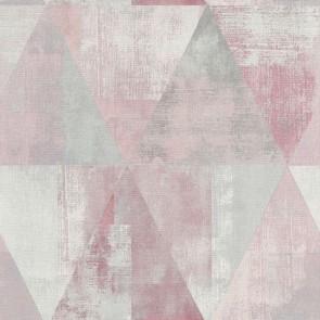 Ταπετσαρία Τοίχου Γεωμετρικά σχήματα - Rasch, Hide Park - Decotek 410938