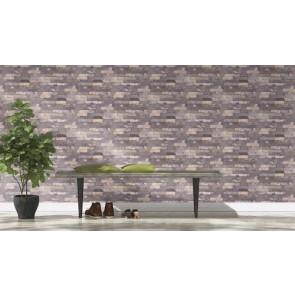 Ταπετσαρία Τοίχου Πέτρα - Rasch,Factory 3 - Decotek 475173