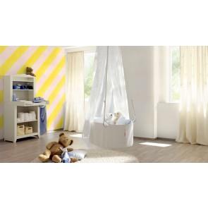 Ταπετσαρία Τοίχου Μονόχρωμη - Rasch, Bambino 18 - Decotek 531404