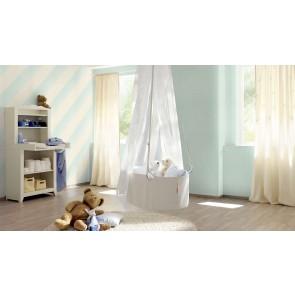 Ταπετσαρία Τοίχου Μονόχρωμη - Rasch, Bambino 18 - Decotek 531428