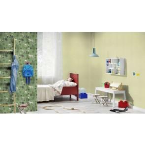 Ταπετσαρία Τοίχου Μονόχρωμη - Rasch, Bambino 18 - Decotek 531435