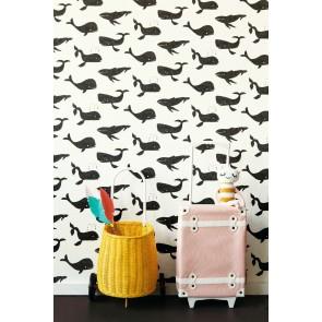 Ταπετσαρία Τοίχου Ζώα της Θάλασσας - Rasch, Bambino 18 - Decotek 531503