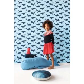 Ταπετσαρία Τοίχου Ζώα της Θάλασσας - Rasch, Bambino 18 - Decotek 531510