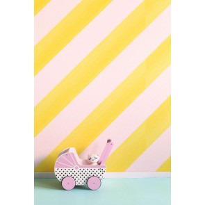 Ταπετσαρία Τοίχου Ρίγες - Rasch, Bambino 18 - Decotek 531619
