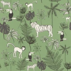 Ταπετσαρία Τοίχου Ζούγκλα - Rasch, Bambino 18 - Decotek 531817
