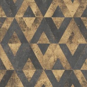 Ταπετσαρία Τοίχου Γεωμετρικά σχήματα - Rasch, Yucatan - Decotek 535556