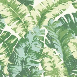 Ταπετσαρία Τοίχου Τροπικά φύλλα - Rasch, Yucatan - Decotek 535648