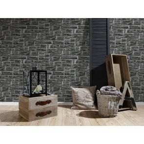 Ταπετσαρία Τοίχου Πέτρα - AS Creation, Best of Wood 'n' Stone - Decotek 662330